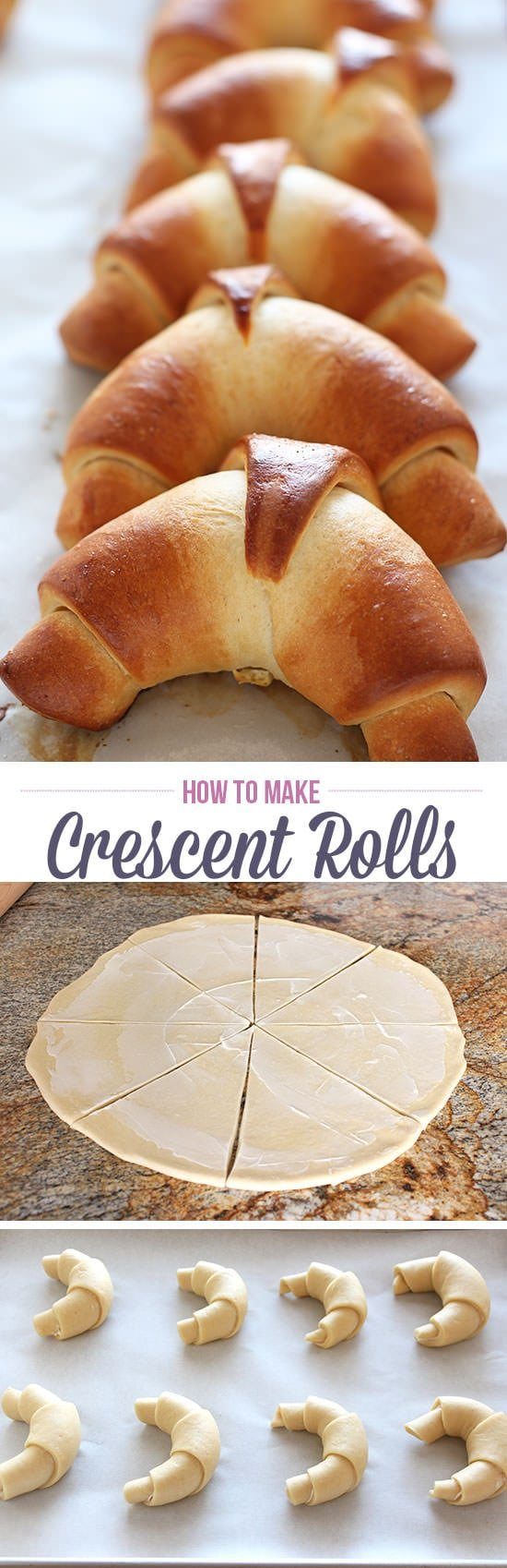 SO buttery and GOOD! I can't believe I was intimidated to make these - they're so easy!