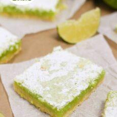 Lime Bars