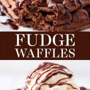 Fudge Waffles