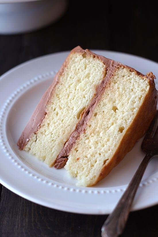 Kitchenaid Quick Yellow Cake Recipe