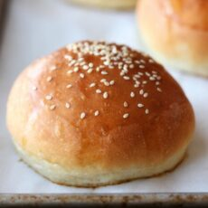 How to Make Burger Buns
