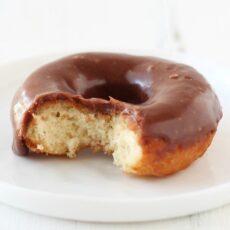 Classic Cake Doughnuts