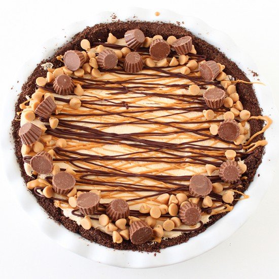 Peanut Butter Pie X Recipes — Dishmaps