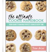 Ultimate Cookie Handbook Cover