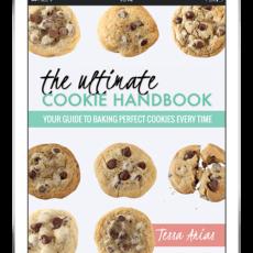 Ultimate Cookie Handbook Cover