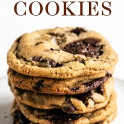 Brown Butter Chocolate Chip Cookies