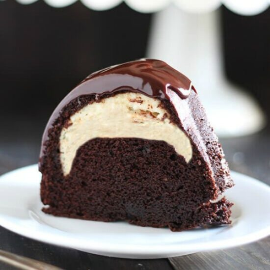 Filled Bundt Cake Mix