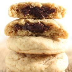 Fudge Filled Cookies