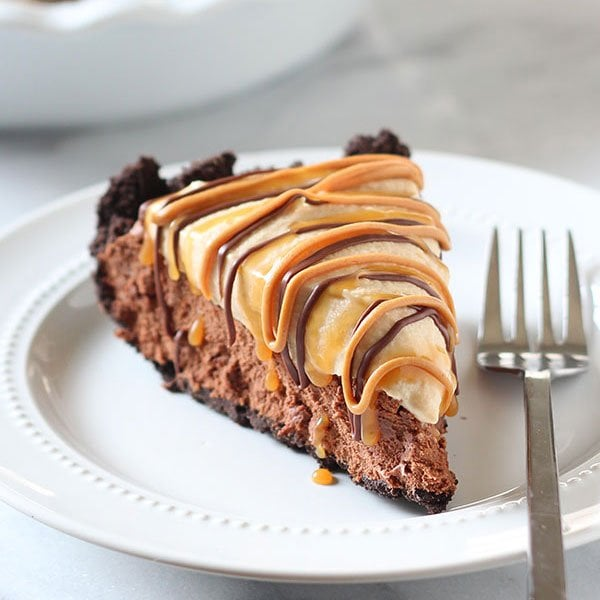 Caramel-Peanut Mud Pie Recipes — Dishmaps