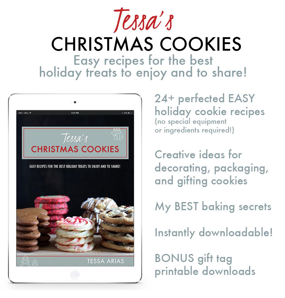 Tessa's Christmas Cookies