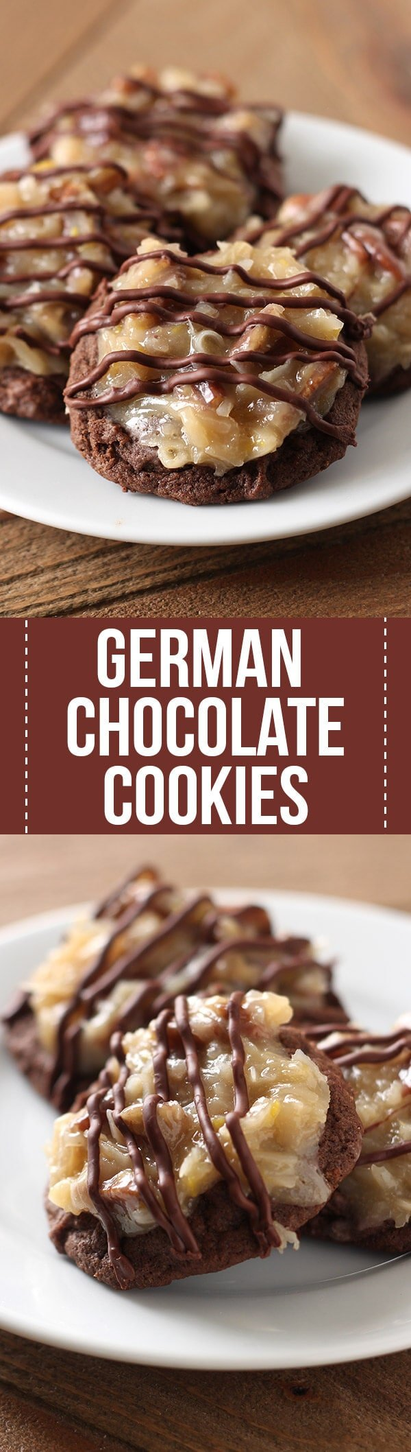 German chocolate chip cookie recipe