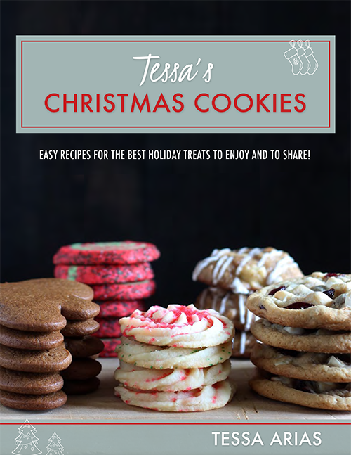 Tessa's Christmas Cookies Ebook