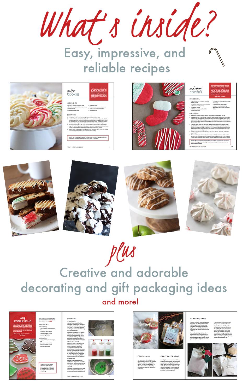 What's Inside Tessa's Christmas Cookies eBook?
