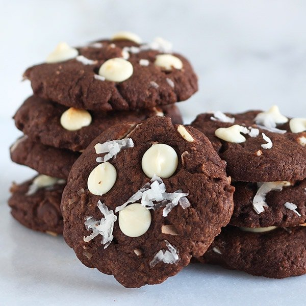Chocolate Coconut Creams Dunmore Candy Kitchen: Chocolate Coconut Cookies