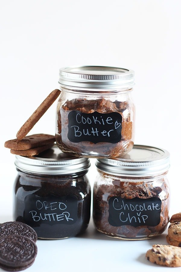 How to Make DIY Cookie Butter