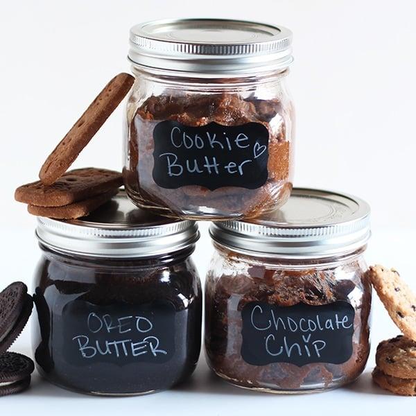 DIY Cookie Butter Recipe
