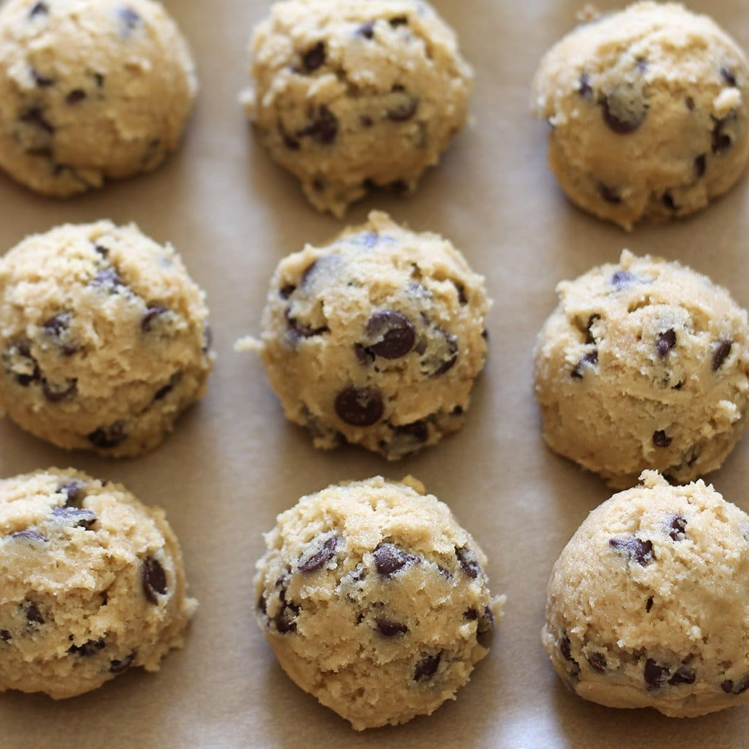 How to Freeze Cookie Dough - Handle the Heat