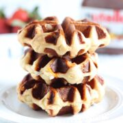 How to Make Belgian Liege Waffles
