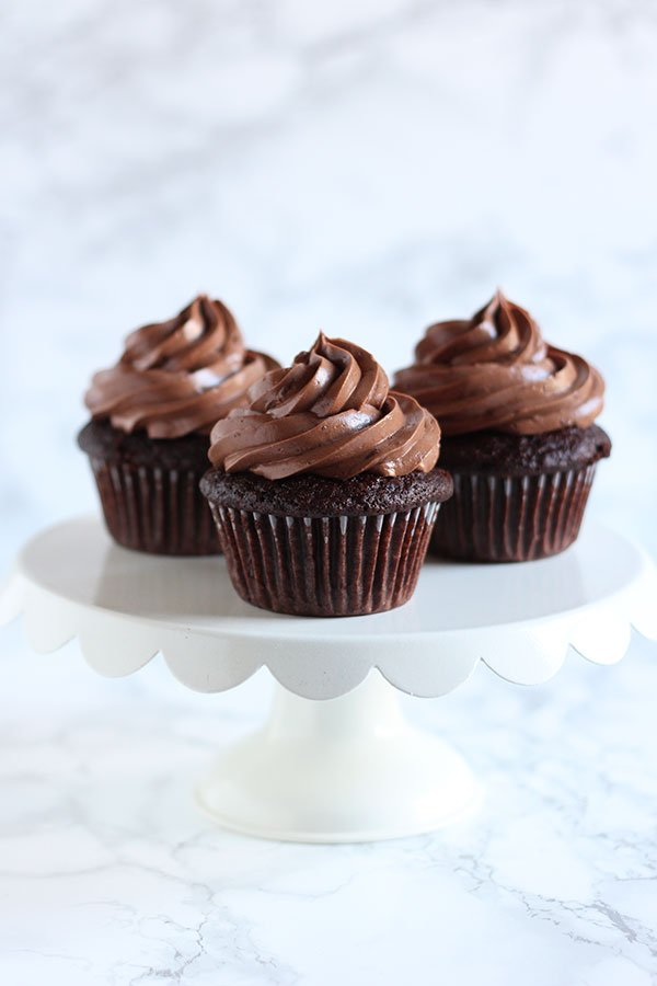 Best chocolate cupcake recipe without cocoa powder