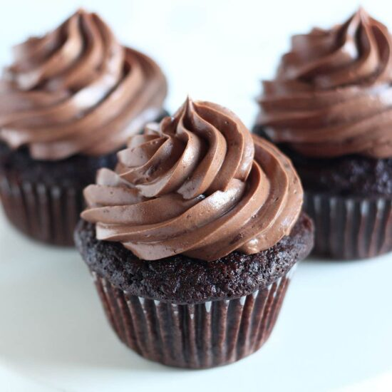 How To Make Perfect Cupcakes - Handle The Heat