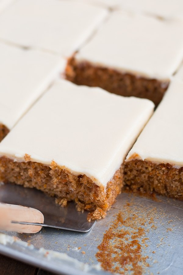 Boxed Carrot Cake With Pumpkin
