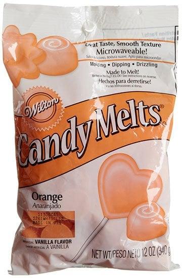 Wilton Orange Candy Melts