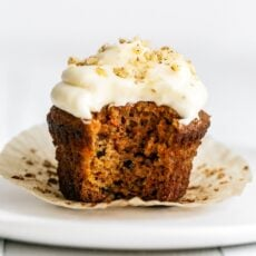 Perfect Carrot Cupcakes