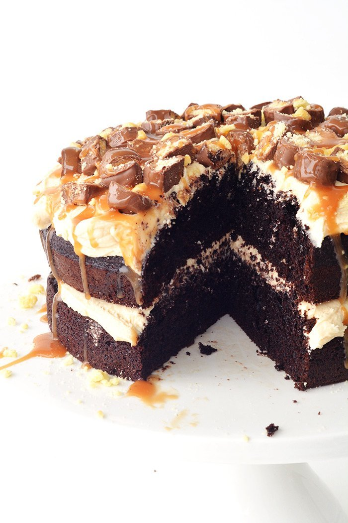 Best Chocolate Layer Cake Recipe Ever