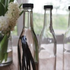 How To Make Your Own Vanilla Extract