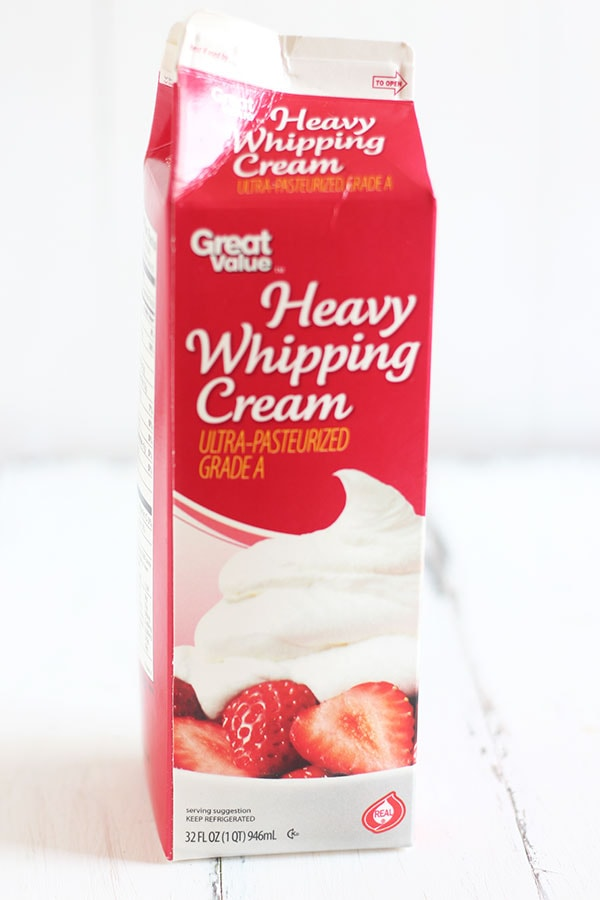 Real Seal Heavy Cream