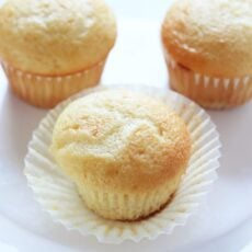 How to Prevent Cupcake Liners from Sticking