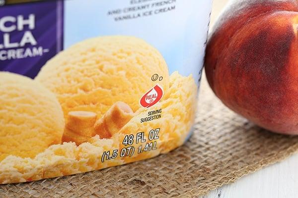 Real Seal Vanilla Ice Cream