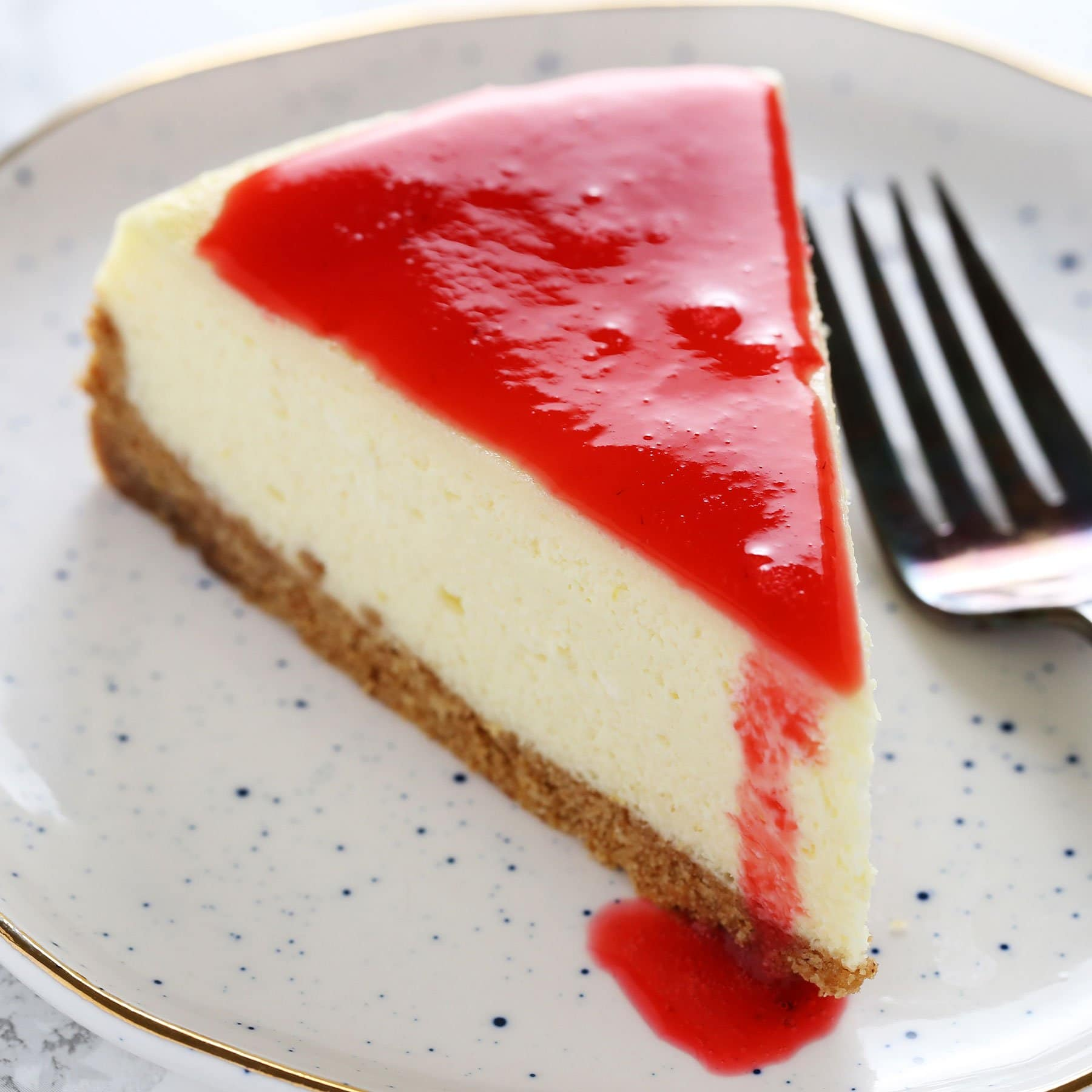 Ultimate Cheesecake Recipe