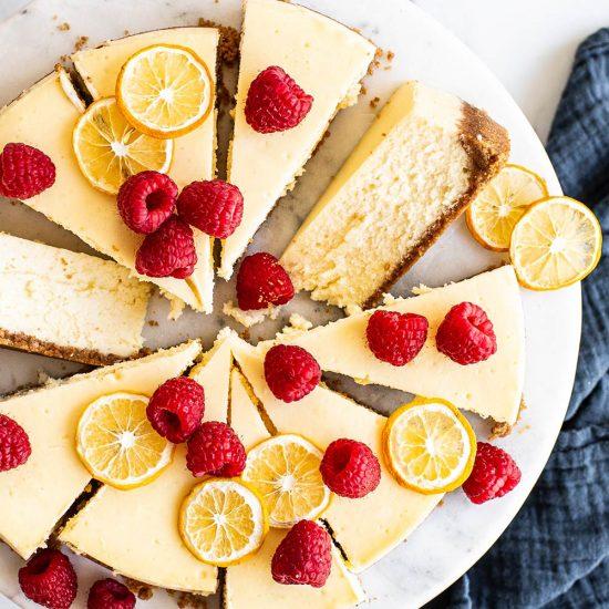 baked cheesecake recipe 2