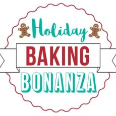 1st Annual Holiday Baking Bonanza