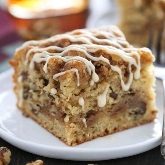Coffee And Walnut Cake Easy