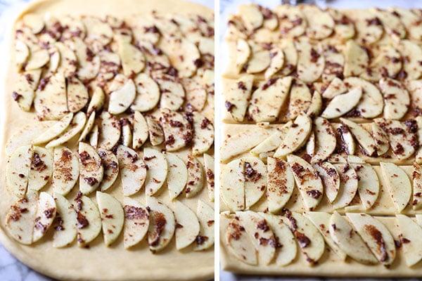Apple Pie Pull Apart LoafHandle the Heat