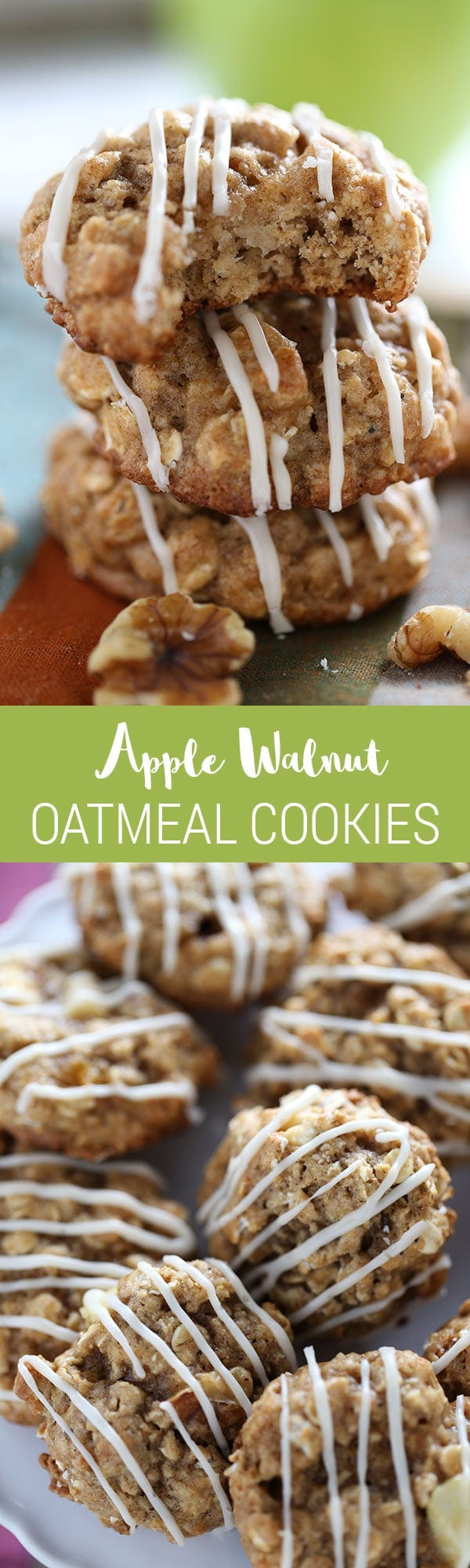 These are SO GOOD and SO EASY! No mixer needed, and they take just 30 minutes. Almost healthy, too!!