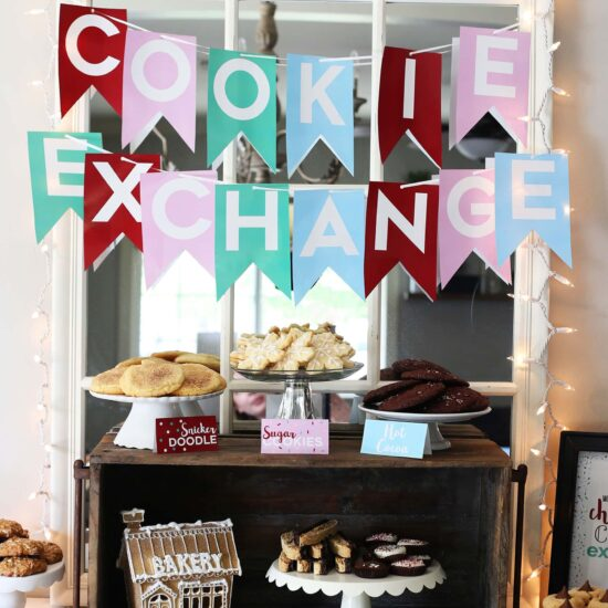 Christmas Cookie Exchange.How To Host A Cookie Exchange Handle The Heat