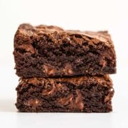 Ultra chewy brownies better than box mix!