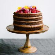 Nutella Chocolate Cake Recipe