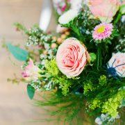 Mother's Day Brunch Menu & Recipes with flower arrangement inspiration!
