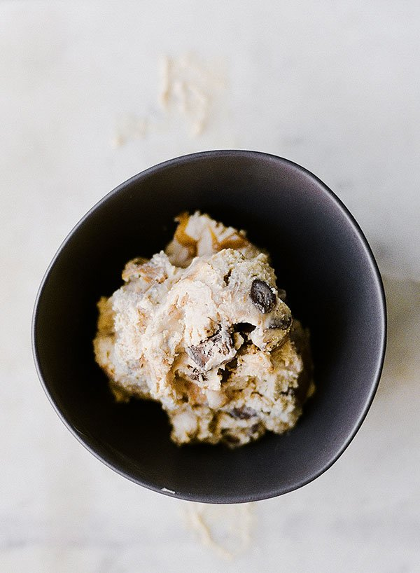No Churn Peanut Butter Ice Cream requires just a few ingredients and a few minutes of prep for a rich creamy ice cream with tons of peanut butter flavor.