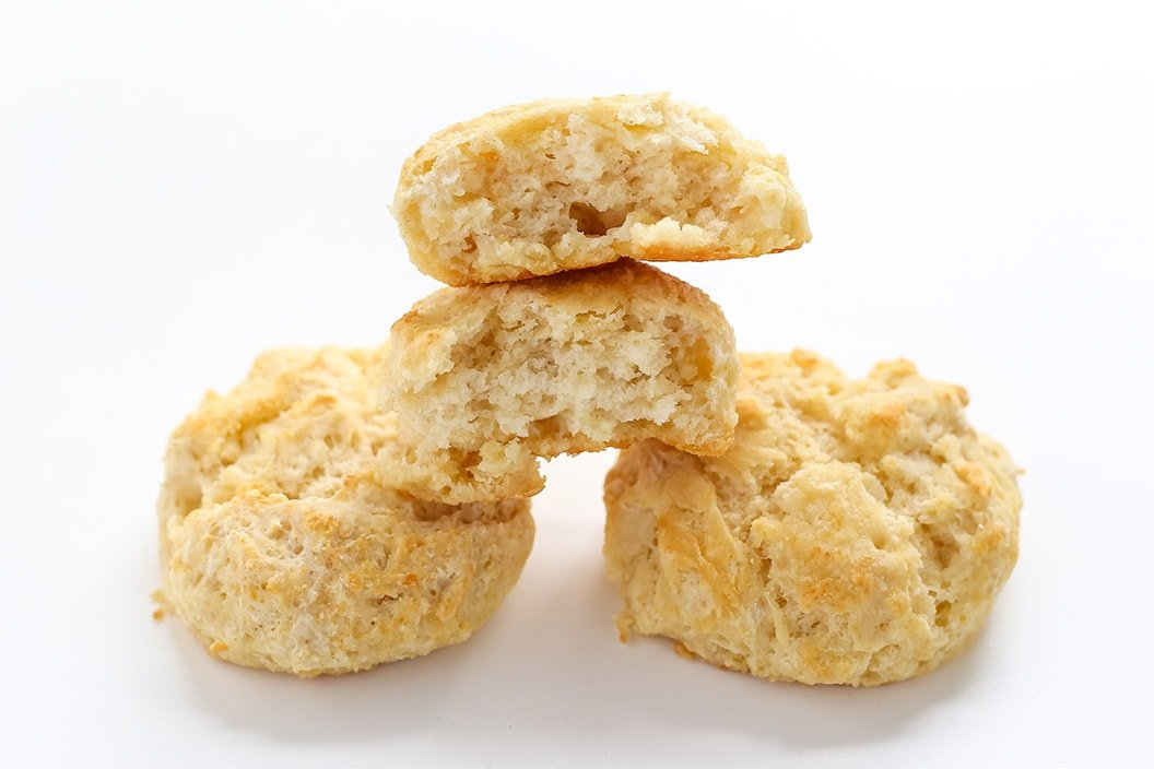 Standard Buttermilk Biscuits