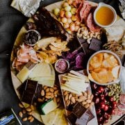 How to put together the Ultimate Father's Day Snack board and how to turn it into a gift package to show the most important men in your life you love them.