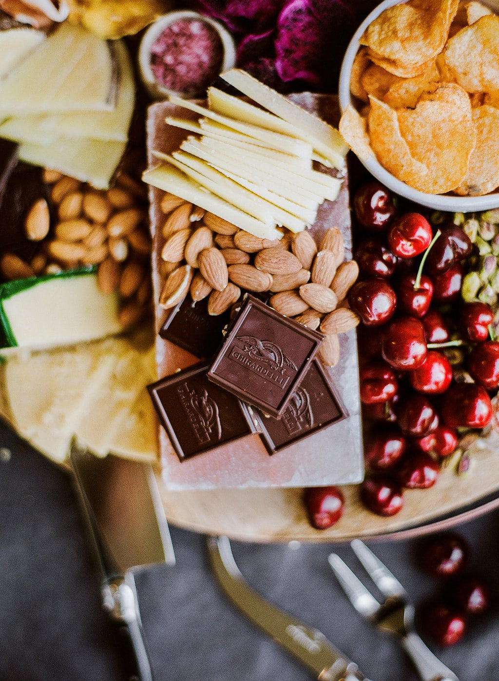 How to put together the Ultimate Father's Day Snack board <em>and</em> how to turn it into a gift package to show the most important men in your life you love them.