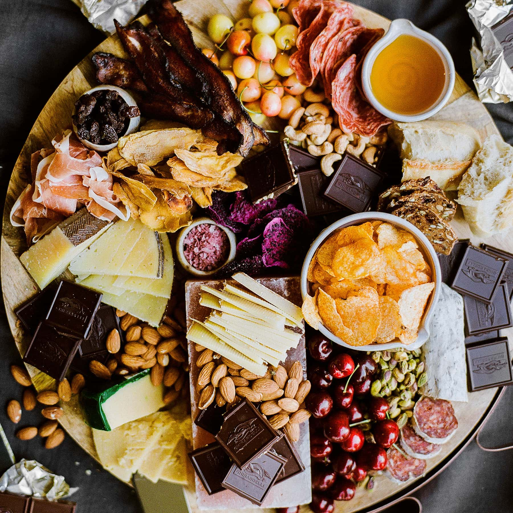Ultimate Father S Day Snack Board Handle The Heat