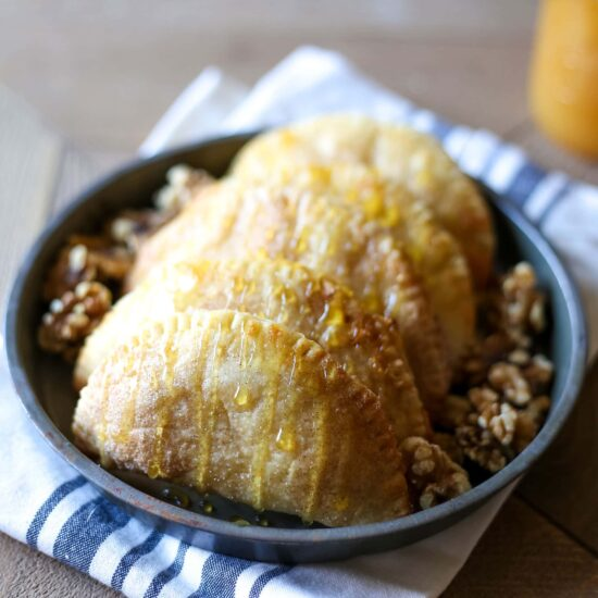 Honey Walnut Empanadas