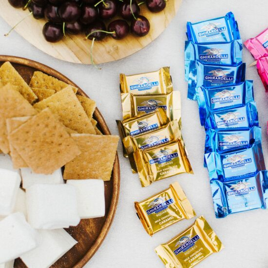How to host a s'mores bar party