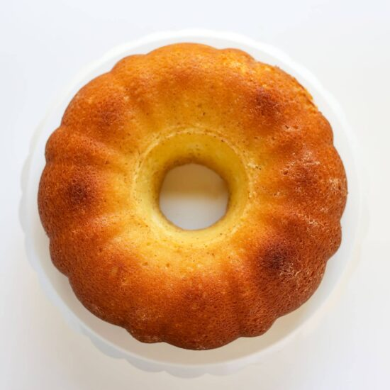 How to get perfect bundt cake that never sticks to the pan